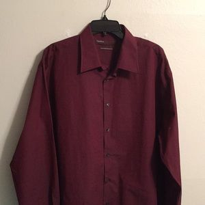 Perry Ellis Anniversary Collection Shirt size XXL